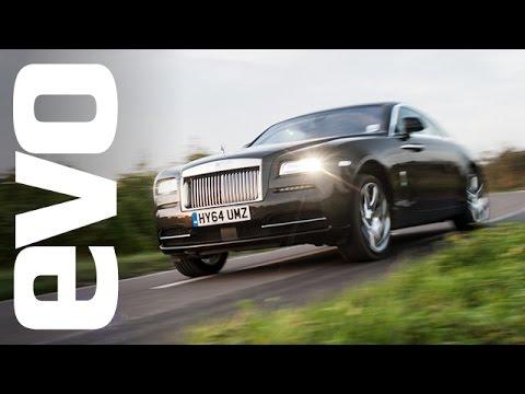 Rolls-Royce Wraith | evo Diaries