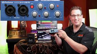 Recording in Studio One Made Easy:  Hook Up Hardware