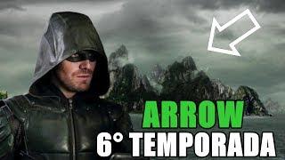 ARROW 6° TEMPORADA| NOVOS FLASHBACKS, SOBREVIVENTES E PERSONAGENS.