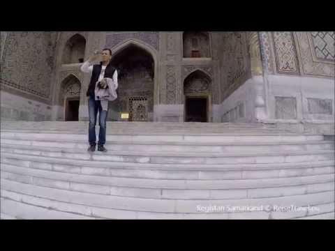 Registan Samarkand  © ReiseTravel.eu