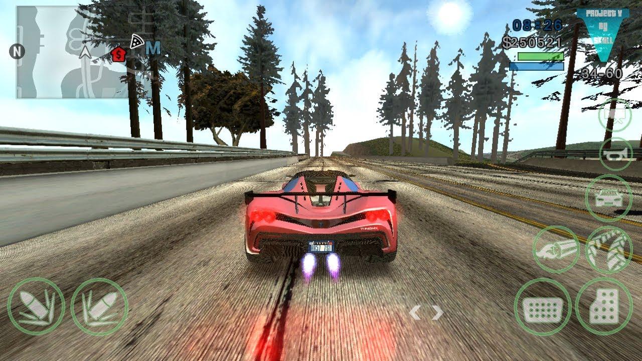 🐈 Gta sa lite mod gta v android | Download GTA San Andreas