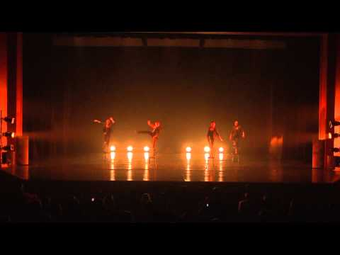 'Feeling Good' - 100% Dance Company (International School Manila)