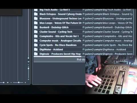 Roland R8 demo