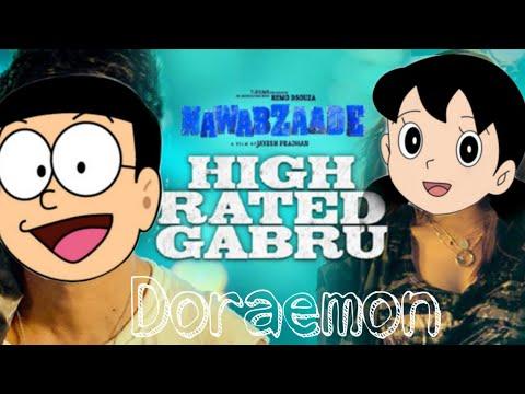 High Rated Gabru : Guru Randhawa (Cartoon Version) Doraemon Nobita And Shizuka Love Doraemon 2019