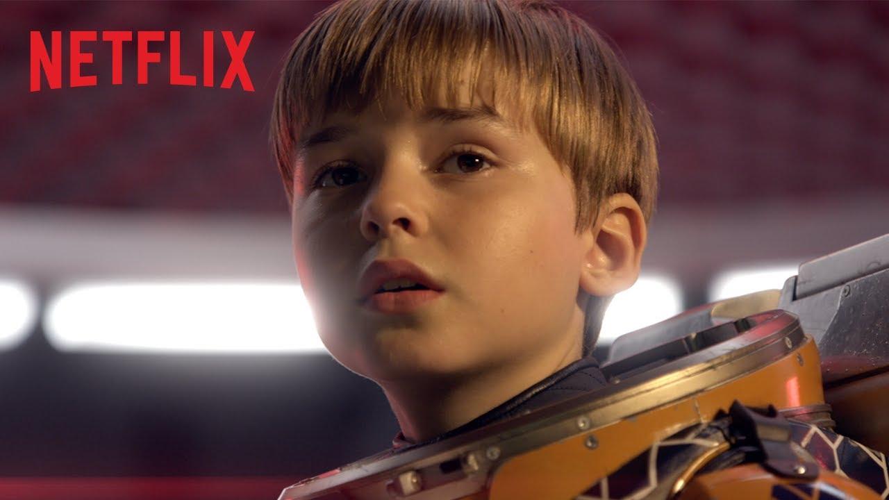 Download Lost in Space | Tarih Duyurusu [HD] | Netflix