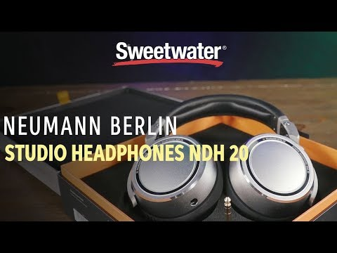 Neumann NDH20 Closed-back Studio Headphone Overview
