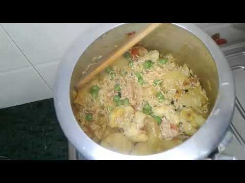 Indian Daily Lunch Routine- Cooking Tahari for Lunch