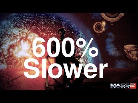 Mass Effect - Illusive Man 600% Slower