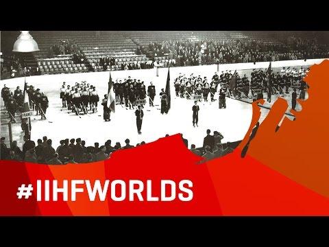 Going back....and way back - #IIHFWorlds 2017 - 동영상