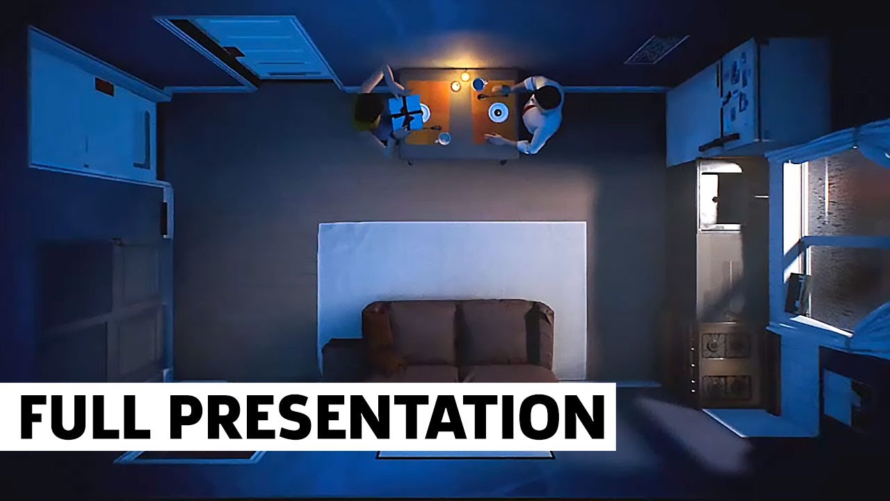 12 Minutes Presentation | Tribeca Games Spotlight 2021