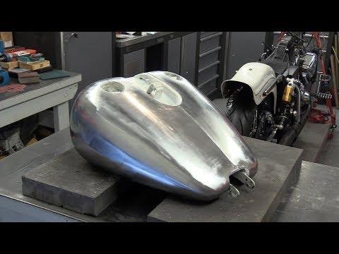 """Delboy's Garage, Project FoXDaWG Day 26, """"Gas Tank"""" Strip !"""