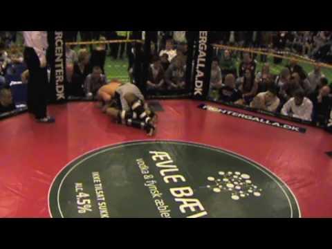 FG Fight Night 5 Loannis Antononopoulus Bremen MMA...