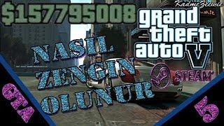 GTA 5 Online Hızlı Para Kasma Yöntemleri