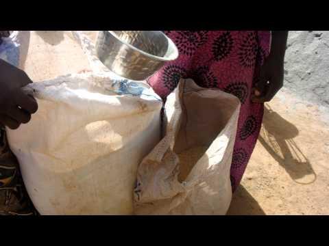 Children Aid Program, Food distribution