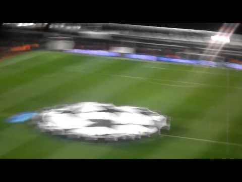 Old Trafford!!!!!! Manchester United vs Shakhtar Donetsk