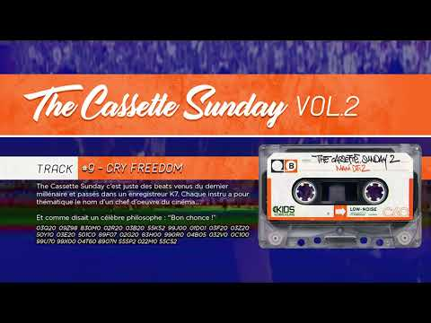 The Cassette Sunday VOL 2 - #9 CRY FREEDOM (Prod. Azaia)