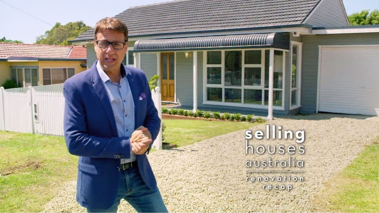 New series of houses for renovation