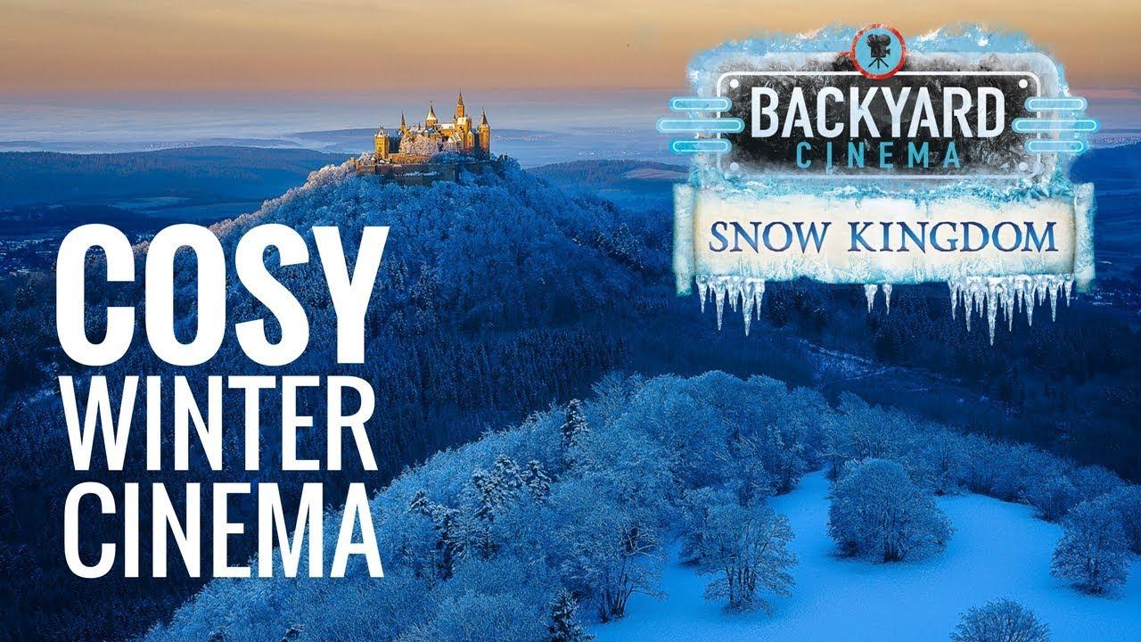 Backyard Cinema: The Snow Kingdom - YouTube