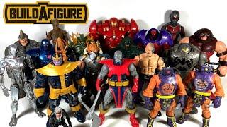 Build-A-Figure Ranking: Worst to Best Modern Hasbro Marvel Legends BAF 2012-2016 (17 Figures)