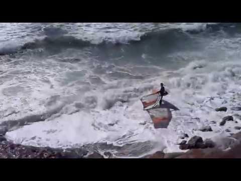 windsurfing Ericeira 17-07-2011