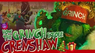 How the Grinch Stole Crenshaw by Todrick Hall