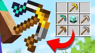 we added 50 MORE New Crafting Recipes in Minecraft