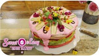 Vegane Opulente Brottorte (Smörgåstårta) | Sweet & Easy - Enie backt | sixx thumbnail