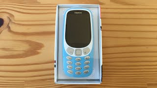 Nokia 3310 3G unboxing (live)