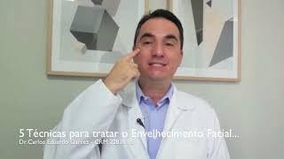 Técnicas para Tratar o Envelhecimento Facial