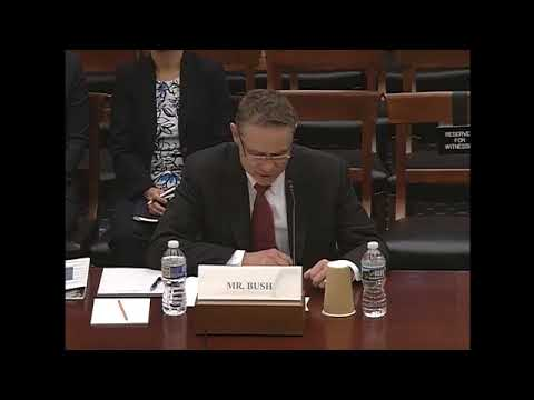 James Webb Space Telescope (Day 2), House Science Committee, July 26, 2018
