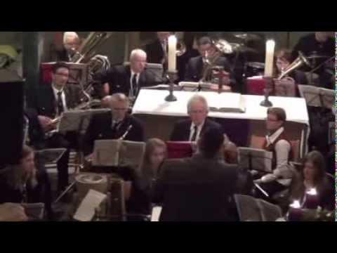 Weihnachtslieder Blasorchester.Weihnachtslieder Medley