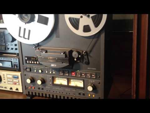 Otari MX5050 Biii 2 Demonstration Video