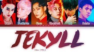 Download lagu EXO Jekyll Lyrics (엑소 지킬 가사) [Color Coded Lyrics/Han/Rom/Eng]