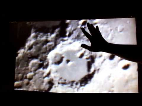 Industrial Pipe System & Installations On The Moon