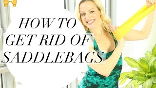 Video HOW TO GET RID OF SADDLEBAGS | TRACY CAMPOLI | HOW TO GET THINNER THIGHS download MP3, 3GP, MP4, WEBM, AVI, FLV Mei 2018