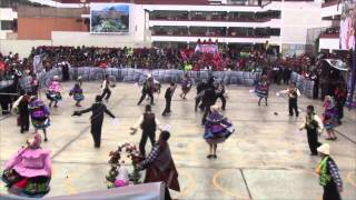 Torollay Pukllay - Campeones Festidanza Santo Domingo 2014