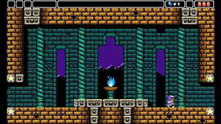 Let's Play Alwa's Awakening, Episode 1: What the Hellum is a Sacellum?