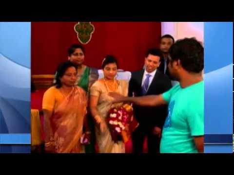 Wedding Ceremony : Arun & Julie