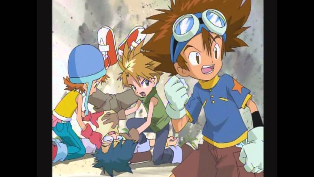 digimon season 1 episode 1 japanese eng sub