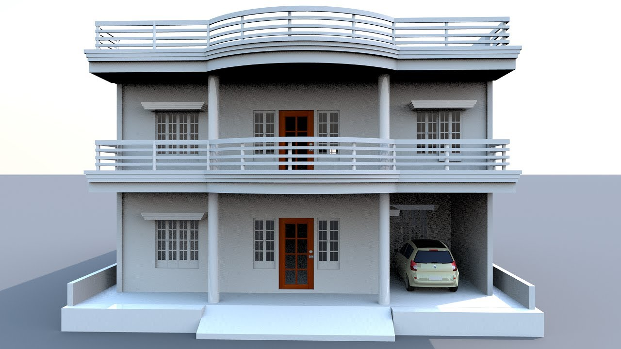 40 x 60 House Plan for front Elevation,40 x 60 Low Budget House Plan,40 x 60 GHAR KA NAKSHA
