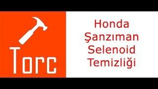 Honda Şanzıman Selenoid Temizliği ve Bakımı - Accord Solenoid Cleaning