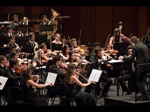 Orchestre des Jeunes de la Méditerranée : Concert symphonique 2018 - La Mer