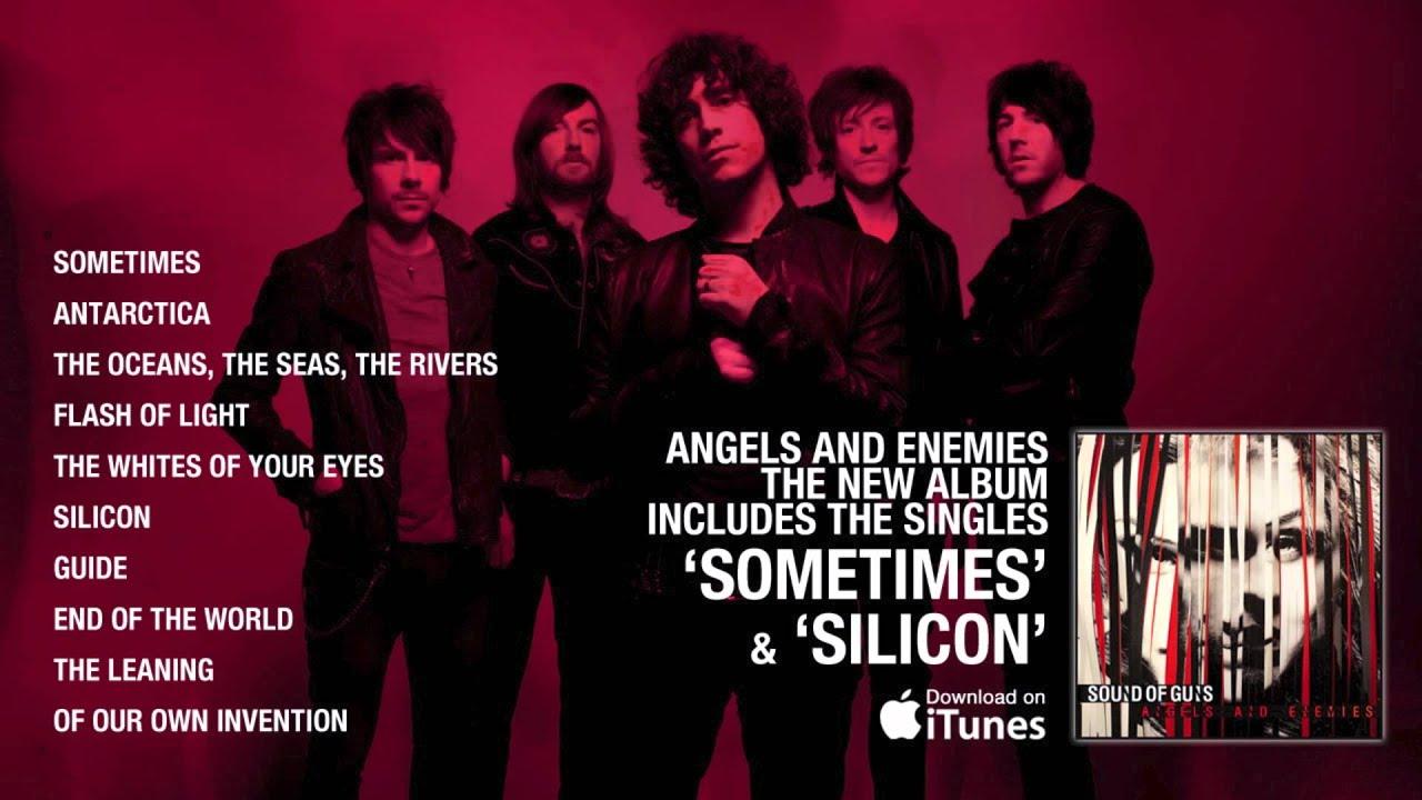 Sound Of Guns - Angels and Enemies - Album Sampler (HD)