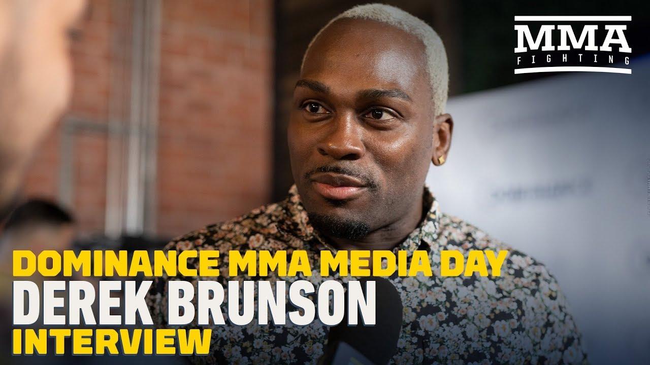 Derek Brunson Believes Middleweight Champ Israel Adesanya Is Very