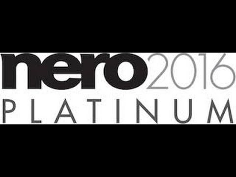 How to install Nero 2016 Platinum + FREE Download