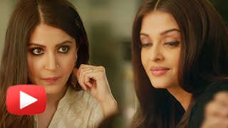 Aishwarya rai makes anushka sharma emotional | ae dil hai mushkil