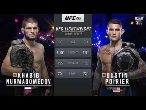 UFC Debut: Khabib Nurmagomedov vs Kamal Shalorus   Free Fight