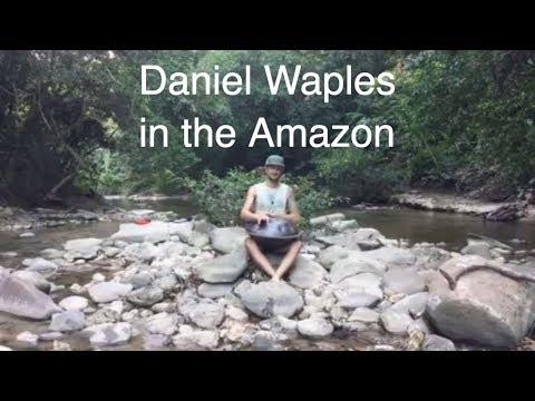 A binaural recording in the Amazon   Daniel Waples (in his underwear) - wear headphones!