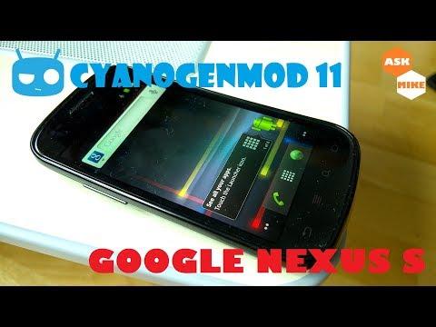 Google Samsung Nexus S i9020 - Flash Lineage OS 11 / CM 11 Custom ROM