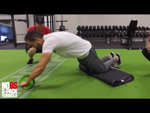 How to Properly Use an Ab Wheel to Build Your Obliques (Ab Roller Video 1 of 3)